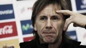 """Ricardo Gareca: """"Perú no necesita un recambio generacional, sino a sus mejores jugadores"""""""