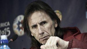 """Copa America 2015 - Gareca: """"L'espulsione di Zambrano ci ha condizionati"""""""