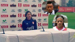 """Ricardo Gareca: """"No voy a condenar a Christian Cueva"""""""