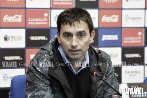 """Asier Garitano: """"Defensivamente hemos trabajado bien, pero nos ha faltado algo más en ataque"""""""