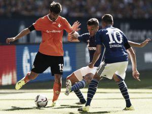 El Darmstadt gana un punto, el Schalke pierde dos