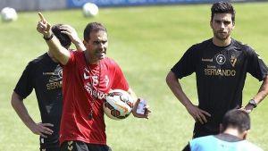 Secretismo para recibir al Real Madrid
