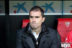 """Garitano: """"Ante equipos como el Sevilla el Eibar tiene que saber sufrir"""""""