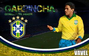 Sonetos del fútbol: Mané Garrincha