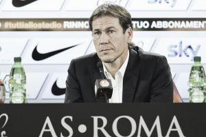 """Roma-Juve, parla Garcia: """"Sfida di alto livello, voglio ritmi più alti"""""""