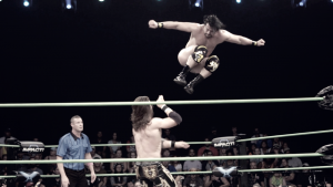 Garza e Impact chocan por el Main Event de Bound for Glory