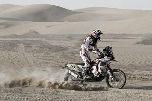 Dakar 2014: hay vida después de Laia Sanz en Gas Gas