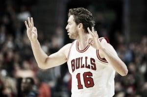 Resumen NBA: Pau guía a los Bulls y Sacramento sufre para ganar