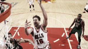Pau Gasol irrumpe entre los 50 máximos anotadores de la historia NBA