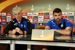 """Atalanta, Gasperini: """"Non pensiamo al Borussia, a Crotone niente turnover"""""""