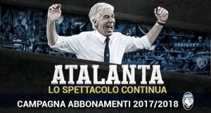 """""""Lo spettacolo continua"""" per l'Atalanta"""