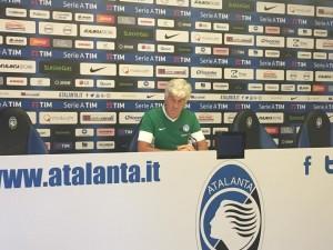 """Atalanta, Gasperini guarda al Napoli: """"Non abbiamo nulla da perdere. Fanno il miglior gioco d'Italia"""""""