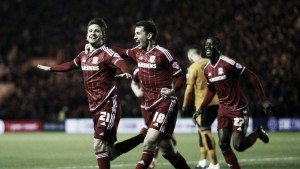 Who are Middlesbrough's strongest attacking trio?