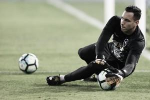 Em grande fase, Gatito Fernandez é eleito melhor goleiro da Copa do Brasil