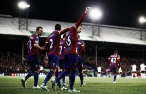 Crystal Palace 2-1 Tottenham: Eagles triumph in Pardew's home debut