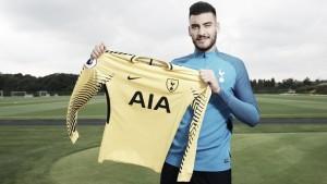 El Tottenham ficha al portero Gazzaniga