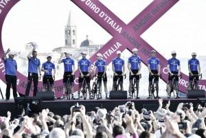 Giro de Italia 2017: Gazprom - Rusvelo, a establecerse en la élite