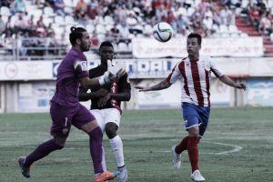 El Almería B aguanta el arreón del Algeciras