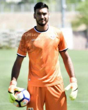 Paulo Gazzaniga, nuevo jugador franjirrojo
