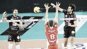 Volley, Superlega A1: il punto sulla seconda giornata