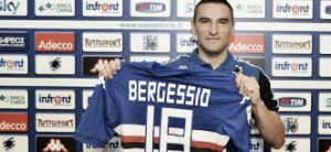 Bergessio leaves Sampdoria