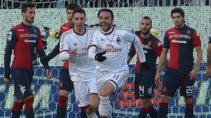 El Milan remonta milagrosamente, en el último suspiro