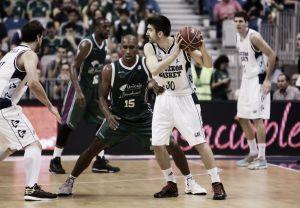 Gipuzkoa Basket - MoraBanc Andorra: primera final de la temporada