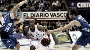 Gipuzkoa Basket - Real Madrid: hay que estar preparado