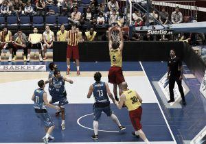 El Gipuzkoa Basket mejora en defensa pero sigue perdiendo