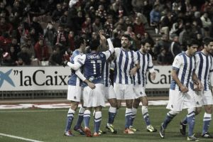 Granada - Real Sociedad: puntuaciones Real Sociedad, jornada 17