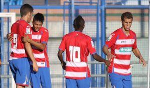 El Granada B encarrila la eliminatoria de Copa Federación contra el Linares