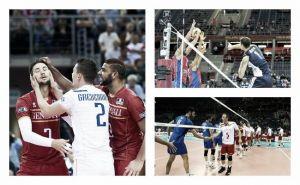 Championnat du monde de volley-ball (groupe D): Les USA et l'Italie confirment, la France se fait peur