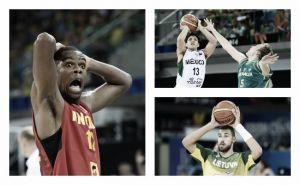 Coupe du monde de basket-ball (groupe D) : La Lituanie accélère, l'Australie et la Slovénie souffrent