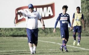 """Guto Ferreira exalta dedicação do time do Bahia: """"Foram no limite"""""""