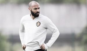 Thierry Henry se enfrentará a Francia como asistente técnico de Bélgica