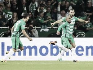 El Werder Bremen gana en el descuento
