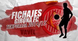Los fichajes del Girona FC 14/15 en directo