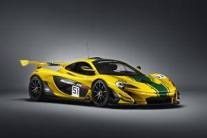 """McLaren P1 GTR: el """"carreras-cliente"""" de Woking"""