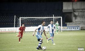 """Real Avilés - Sporting de Gijón """"B"""": partido de necesidades"""