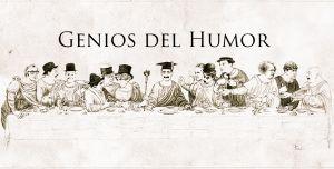 Genios del humor