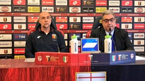 """Il Genoa si affida a Ballardini: """"Salvezza? Se non ci credessi non sarei qua"""""""