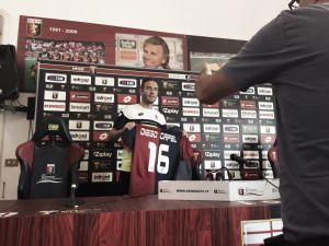 Genoa, si presenta Diego Capel