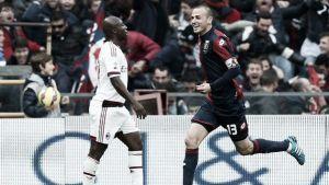 Un Genoa firme vence a un Milan sin rumbo