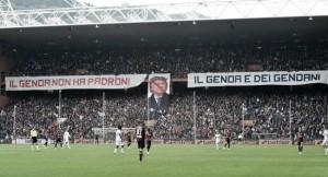 Genoa, è sempre più caos