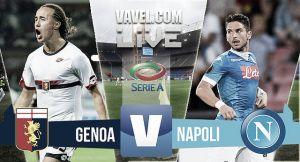 Resultado Genoa vs Nápoles en Serie A (0-0): Perin seca al Napoli