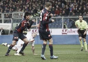 Genoa-Roma: vittoria sofferta ma importante per i giallorossi