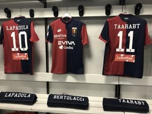 Serie A, le formazioni ufficiali di Genoa - Sampdoria