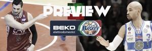 Serie A Beko - Ultima di andata: Brindisi per la Coppa Italia, Cantù, Caserta ed Avellino sperano