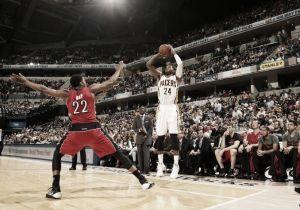 Indiana sigue imbatido, los Spurs continúan líderes en el Oeste