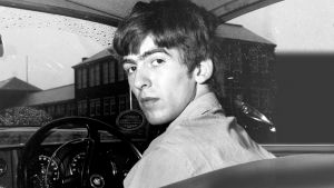 George Harrison: all the guitars gently weep